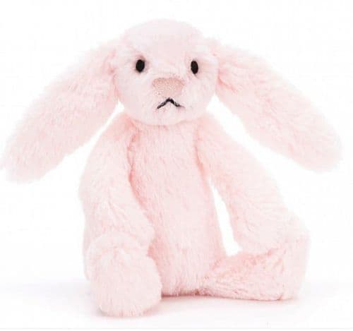 Jellycat - Bashful Pink Bunny Tiny