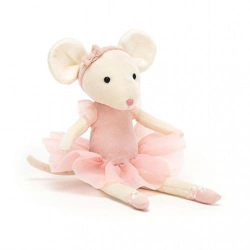 Jellycat - Pirouette Mouse Candy