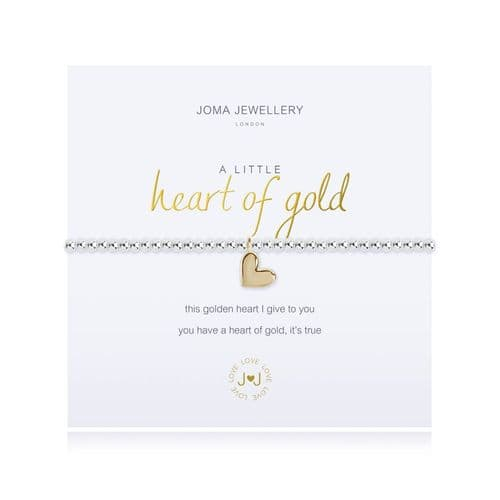 Joma - A Little heart of gold