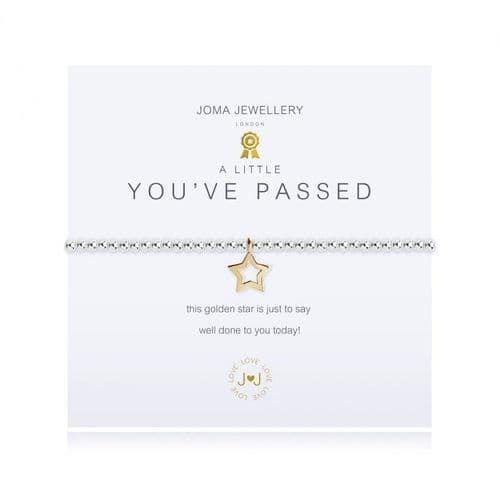 Joma - A Little You've Passed