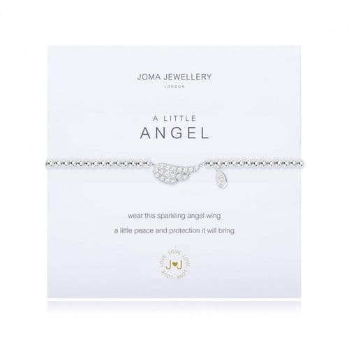 Joma Jewellery - A Little Angel Bracelet 1819