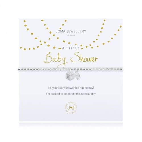 Joma Jewellery - A Little Baby Shower Bracelet 2284