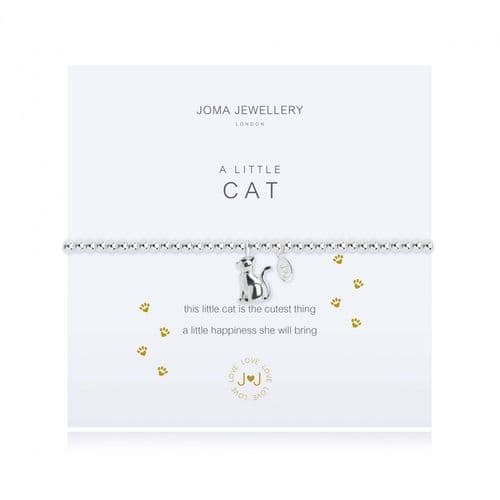 Joma Jewellery - A Little Cat -  Bracelet