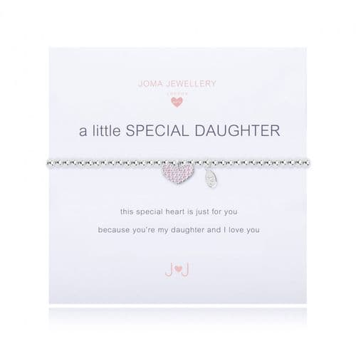 Joma Jewellery - A Little Children's Special Daughter Bracelet