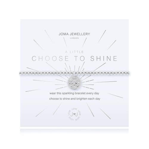 Joma Jewellery - A Little - Choose To Shine Bracelet