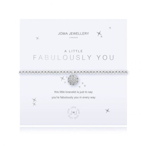 Joma Jewellery - A Little - Fabulously You Bracelet