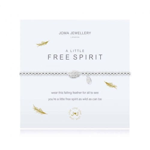 Joma Jewellery - A Little - Free Spirit Bracelet