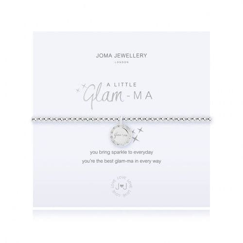 Joma Jewellery - A Little Glam - MA Bracelet