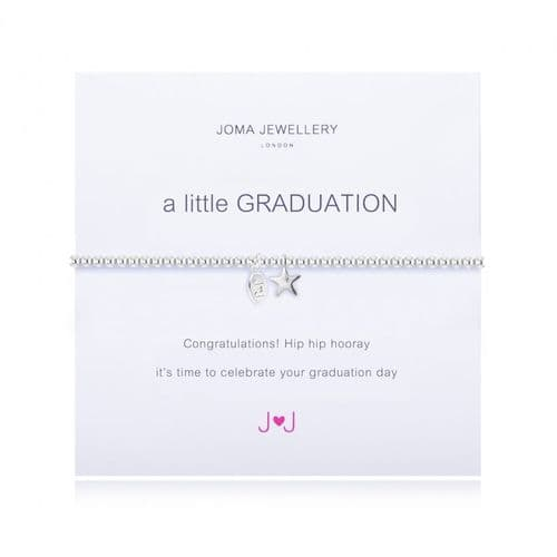 Joma Jewellery - A Little Graduation Bracelet