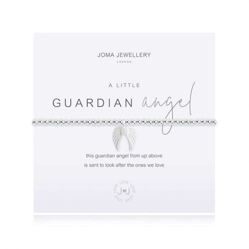 Joma Jewellery - A Little - Guardian Angel