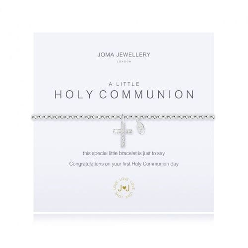 Joma Jewellery - A Little Holy Communion Bracelet