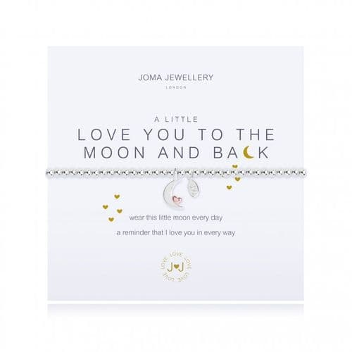 Joma Jewellery - A Little - I Love You To The Moon & Back