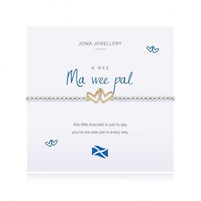 Joma Jewellery - A Little Ma Wee Pal Bracelet