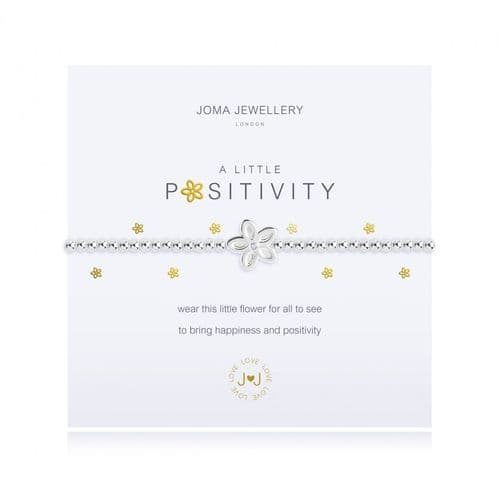 Joma Jewellery - A Little Positivity Bracelet