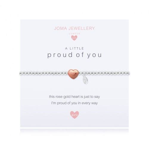 Joma Jewellery - A Little Proud Of You