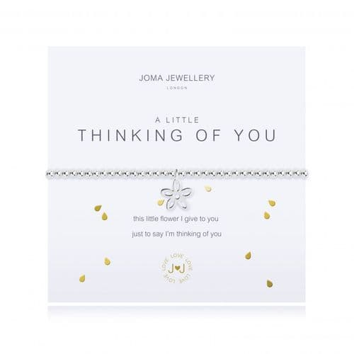 Joma Jewellery - A Little Thinking Of You Bracelet