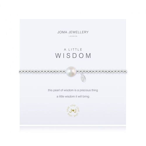 Joma Jewellery - A Little Wisdom - Bracelet