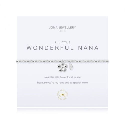 Joma Jewellery - A Little Wonderful Nana Bracelet