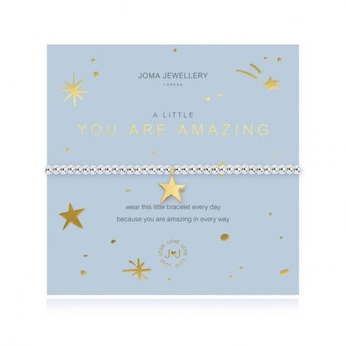 Joma Jewellery - A Little - You Are Amazing Bracelet