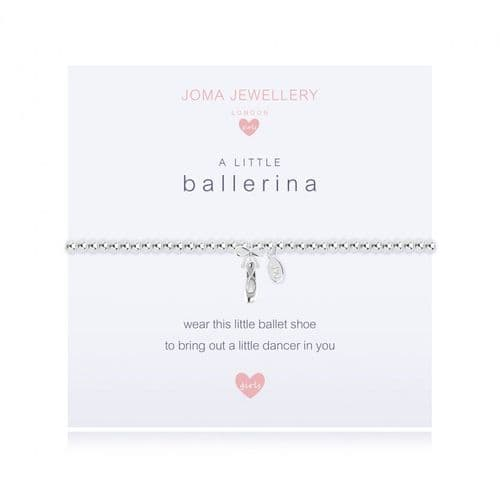 Joma Jewellery - Children's A Little Ballerina