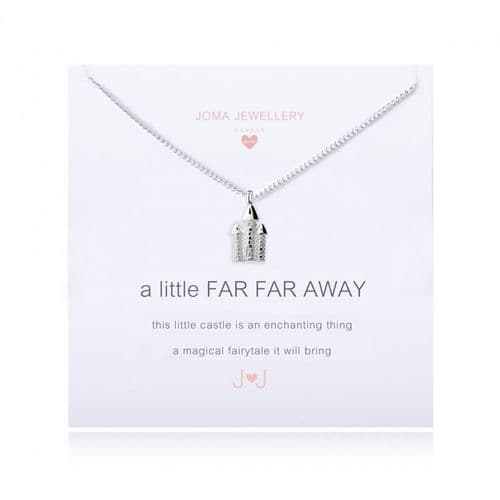 Joma Jewellery -Children's  A Little Far Far Away Necklace