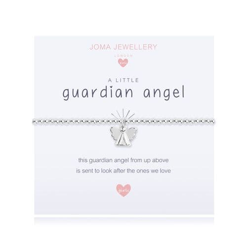 Joma Jewellery - Children's A Little Guardian Angel Bracelet