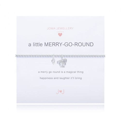 Joma Jewellery - Children's - A Little Merry-Go-Round Bracelet