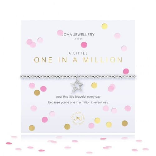 Joma Jewellery - Confetti A Little One In A Million Bracelet