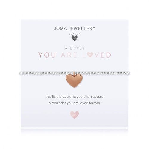 Joma Jewelllery - Children's  A Little You Are Loved