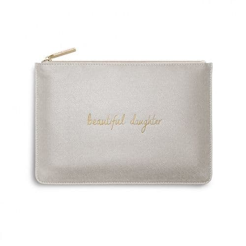 Katie Loxton - Perfect Pouch - Beautiful Daughter (B349)