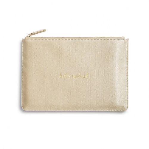 Katie Loxton - Perfect Pouch - Hello Weekend (B350)