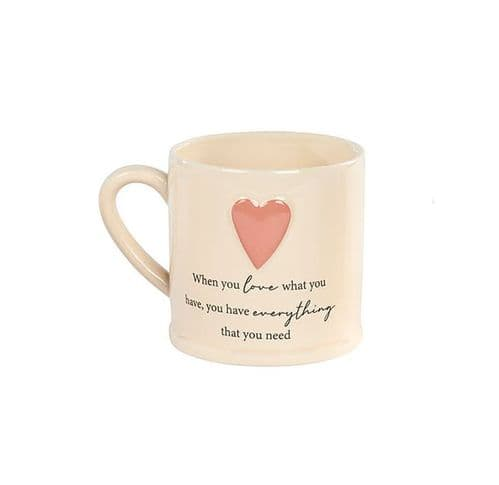 Langs - 3D Mug - When You Love