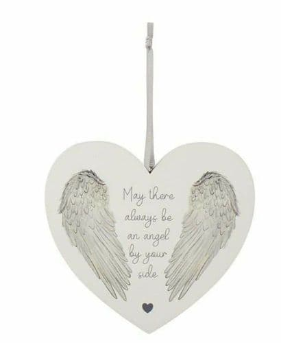 Langs - Angel Wing  Heart Decoration - May There Always