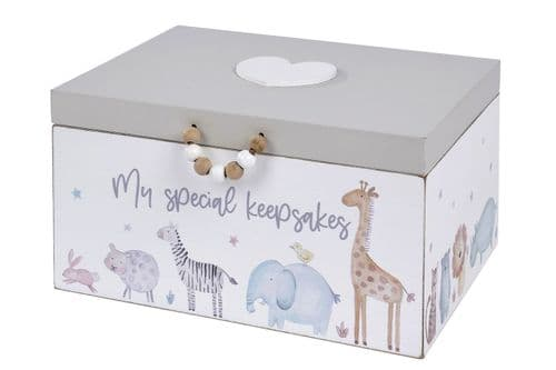Langs - Animal Keepsake Box