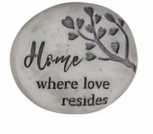 Langs - Family Pebble - Home Where Love Resides