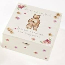 Langs - Keepsake Box - Mummy & Daughter