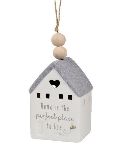 Langs - LED Hanging Bee House - Home Is the Perfect
