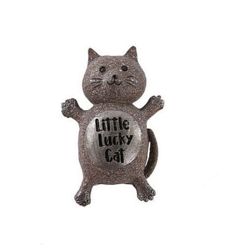 Langs - Pewter Lucky Little Cat Charm