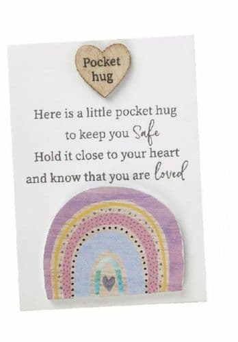 Langs - Pocket Hug -Safe & Loved