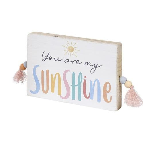 Langs - Rainbow Block - You Are My Sunshine