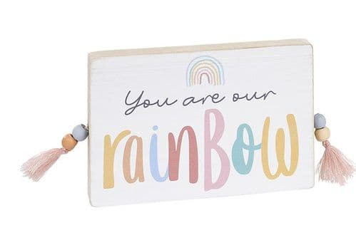 Langs - Rainbow Block - You Are Our Rainbow