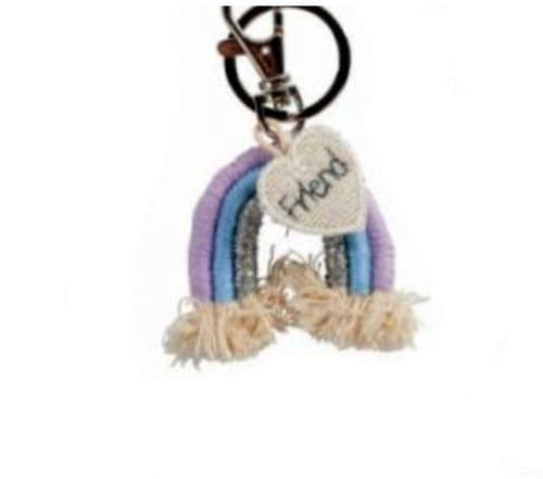 Langs - Rainbow Keyring - Friend