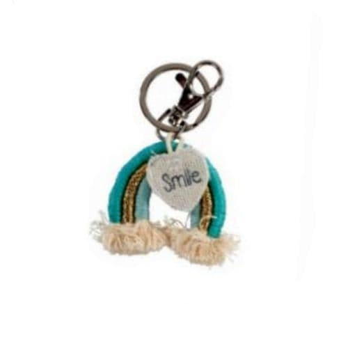 Langs - Rainbow Keyring - Smile