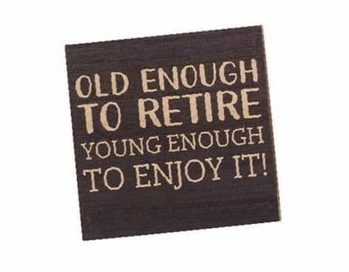 Langs - Retired Coaster - Old And Young