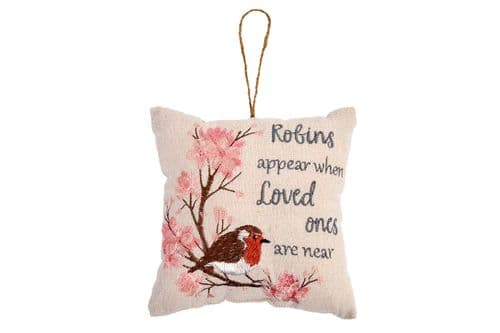 Langs - Robin Hanging Cushions - Robins Appear