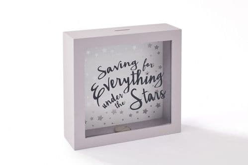 Langs - Saving for everything coin box
