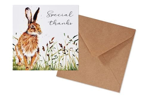 Langs - Special Thanks Hare Card