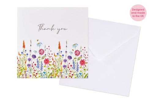 Langs - Thank You Card