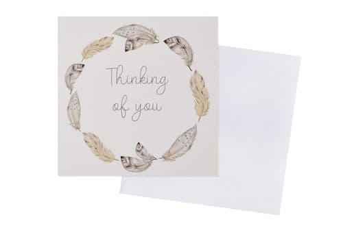 Langs - Thinking Of You Card