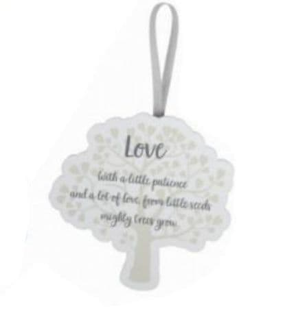 Langs - Tree Hanging Decoration - Love